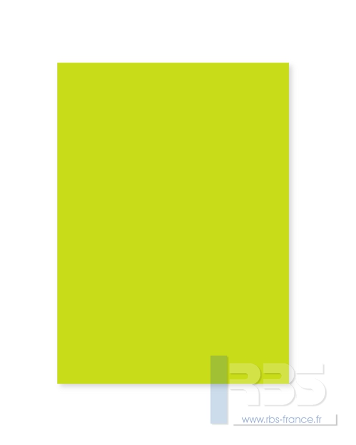 Plats de Couverture Colorit Copy - Coloris : Lime Tonic