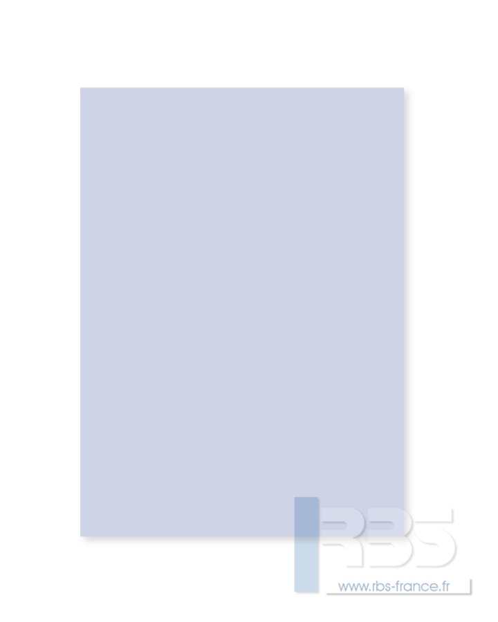 Plats de Couverture Colorit Copy - Coloris : Bleuet