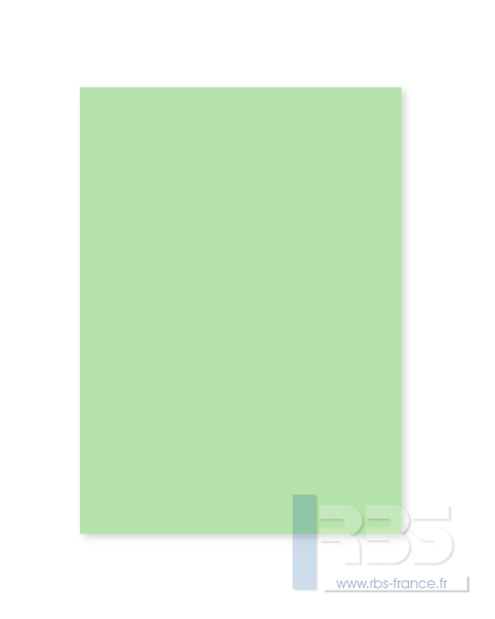 Plats de Couverture Colorit Copy - Coloris : Vert Amande