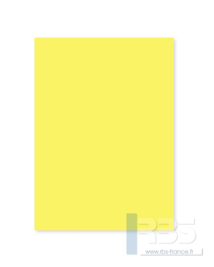 Plats de Couverture Colorit Copy - Coloris : Citron