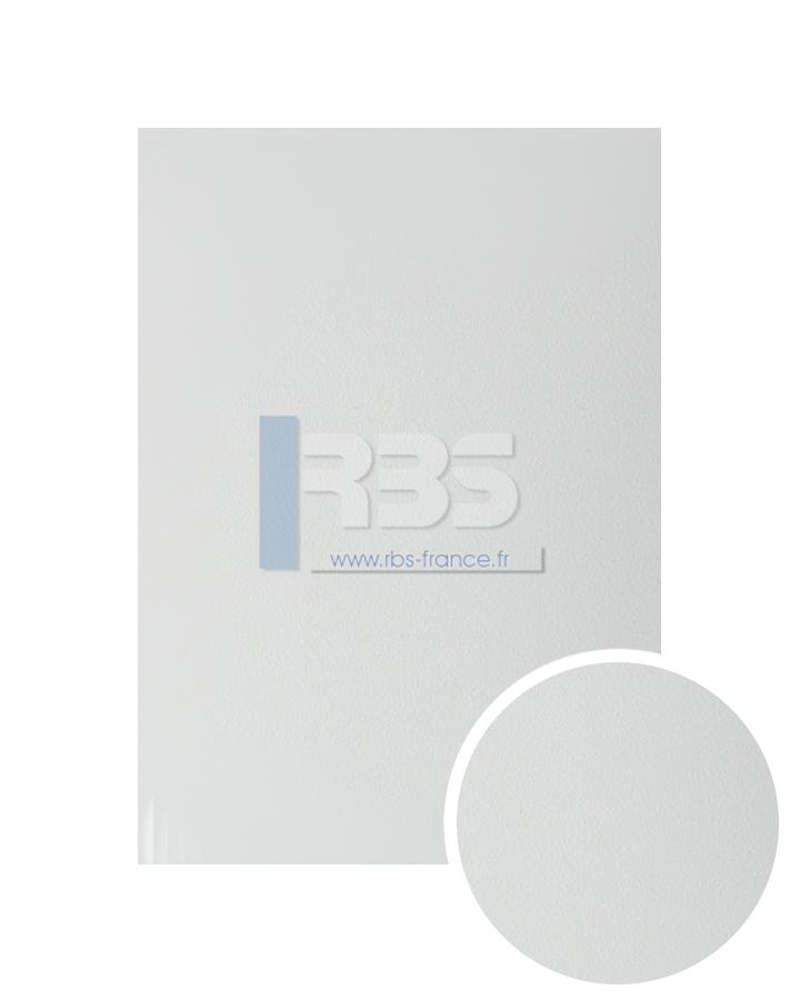 Polypropylène 100% sans PVC - Coloris : Blanc