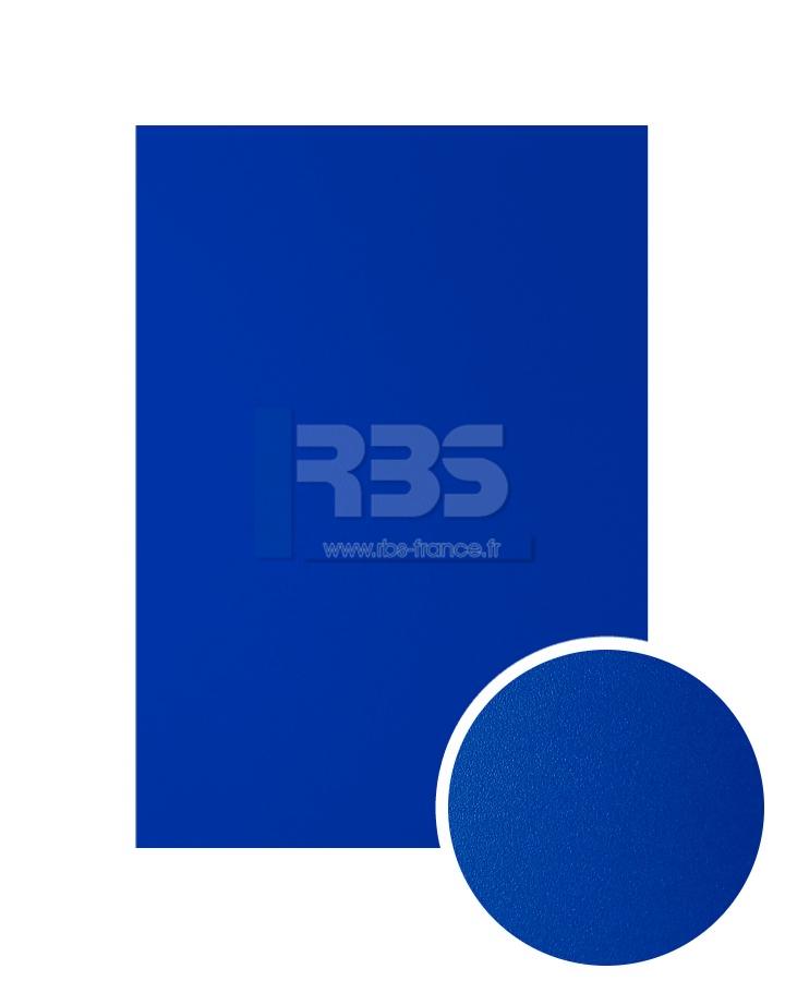 Polypropylène 100% sans PVC - Coloris : Bleu