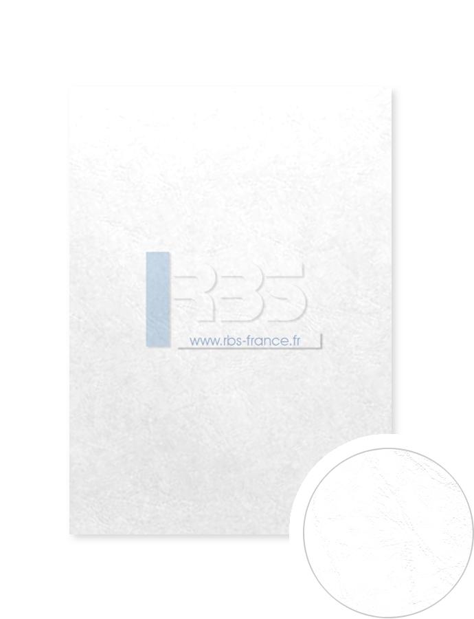 Grain cuir Standard 240g - Coloris : Blanc