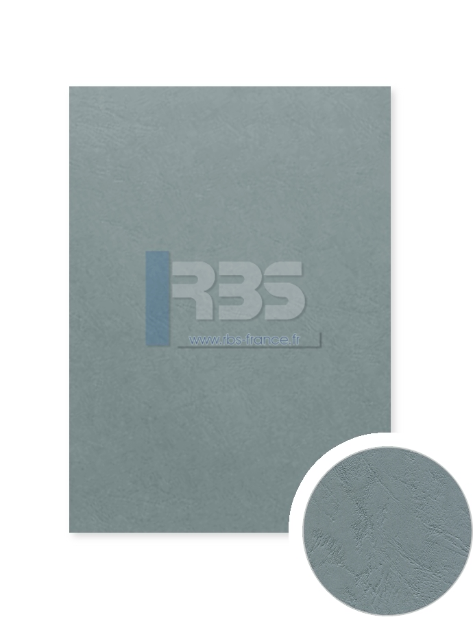 Grain cuir Prestige 270g - Coloris : Gris Ardoise