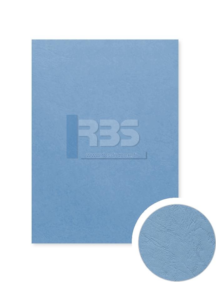 Grain cuir Standard 240g - Coloris : Bleu Clair