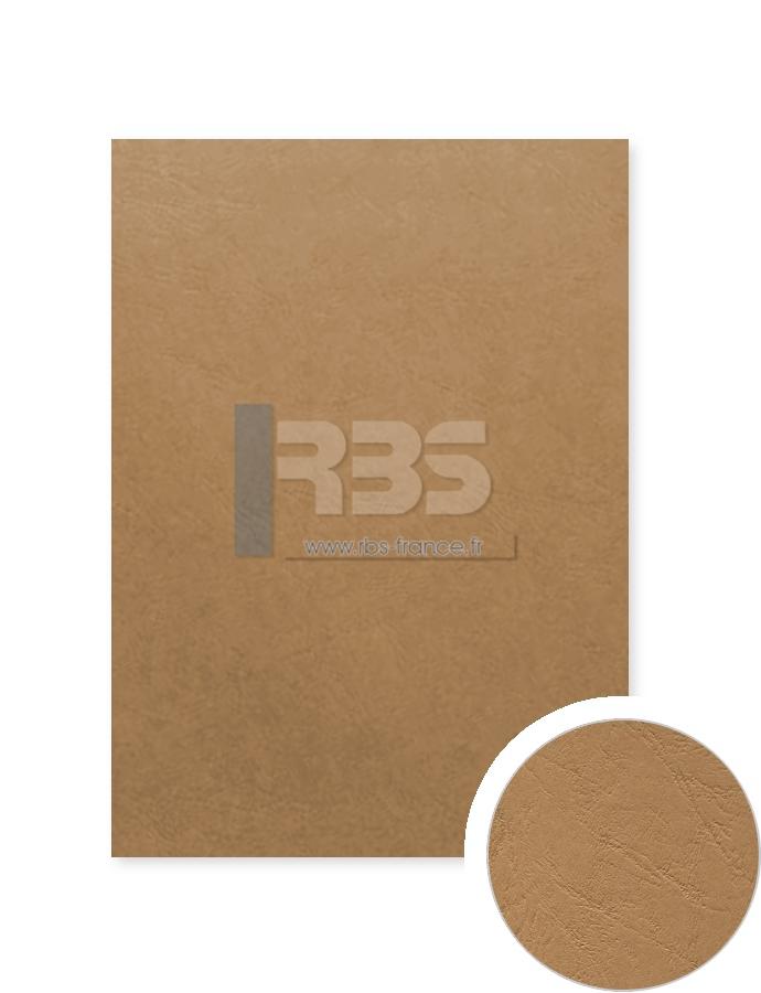 Grain cuir Prestige 270g - Coloris : Tabac