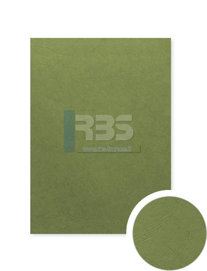 Grain cuir Prestige 270g - Coloris : Vert pré