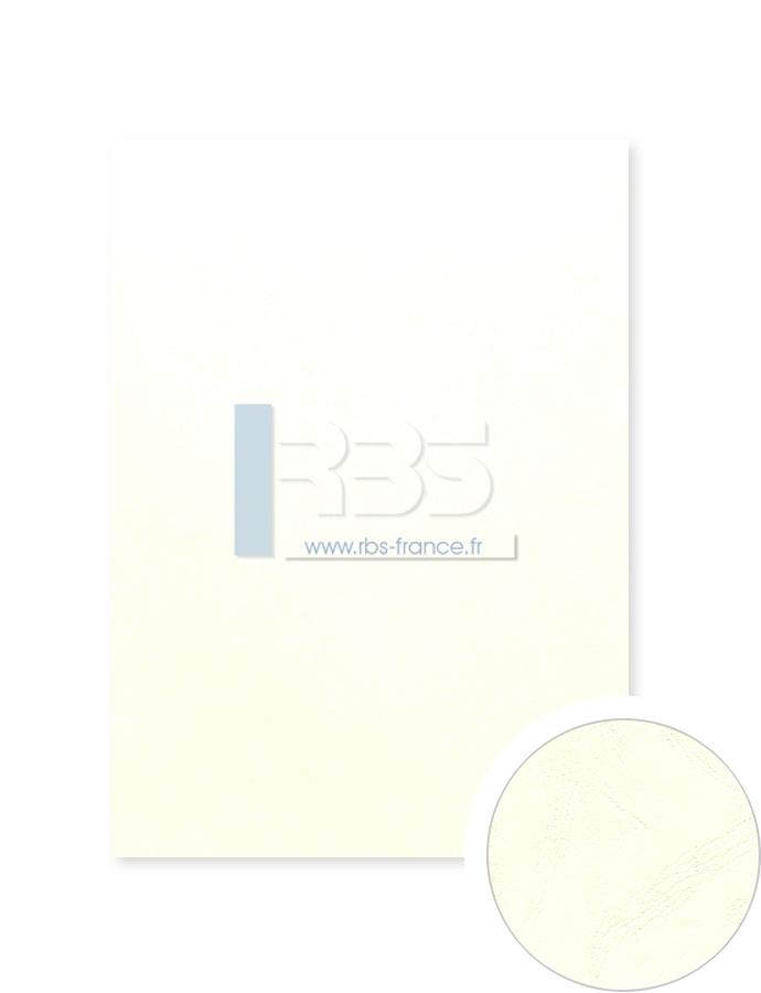 Grain cuir Prestige 270g - Coloris : Crème