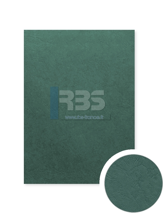 Grain cuir Standard 240g - Coloris : Vert Foncé