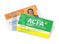 Pochettes Card Petits Formats Carte De Visite 60x90 Mm