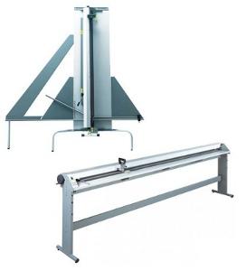 Coupeuses de supports verticales et horizontales