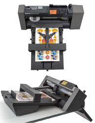 Exemple de système de découpe automatique
