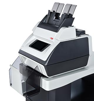 L'AUTO PLIS V1, une plieuse inséreuse mise sous pli automatique