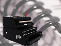 Perforelieur professionnel pour spirales coils