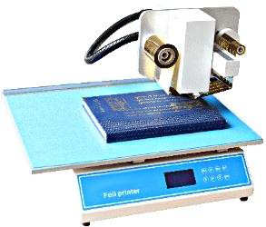 Presse numérique pour dorure Numeri-Press