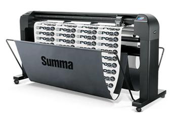 Traceur de découpe auto Summa S2 T160