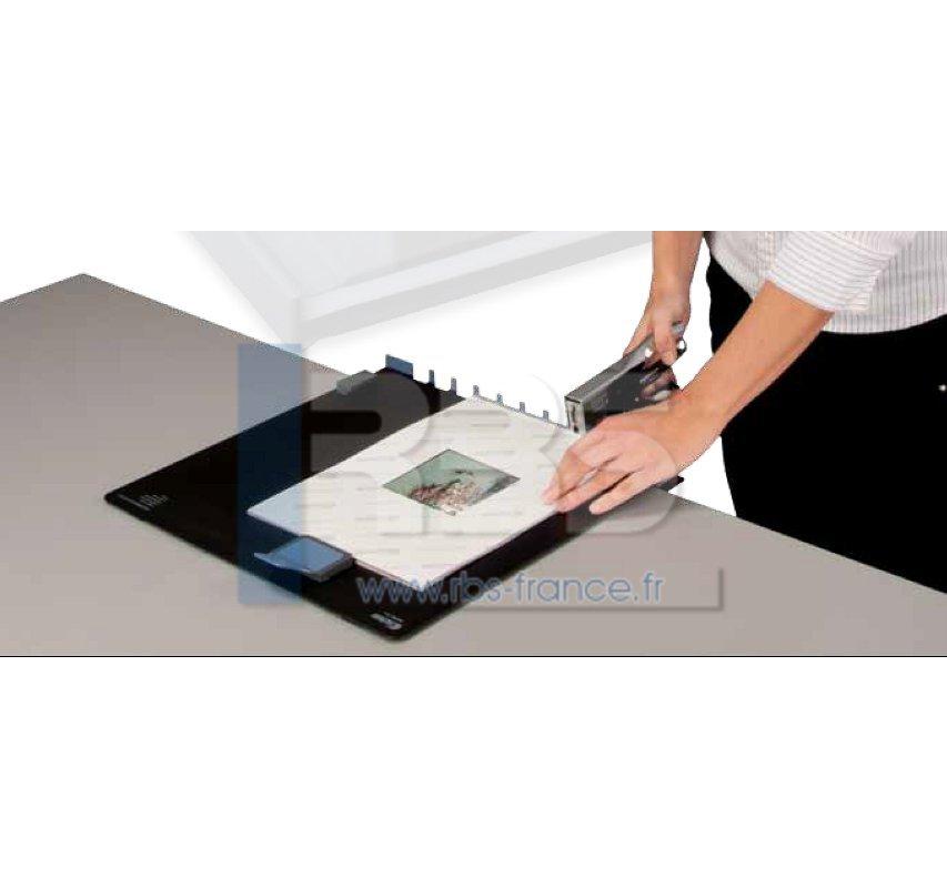 booxter zero max mat riel reliure book album photo relieur pas cher agrafage professionnel. Black Bedroom Furniture Sets. Home Design Ideas