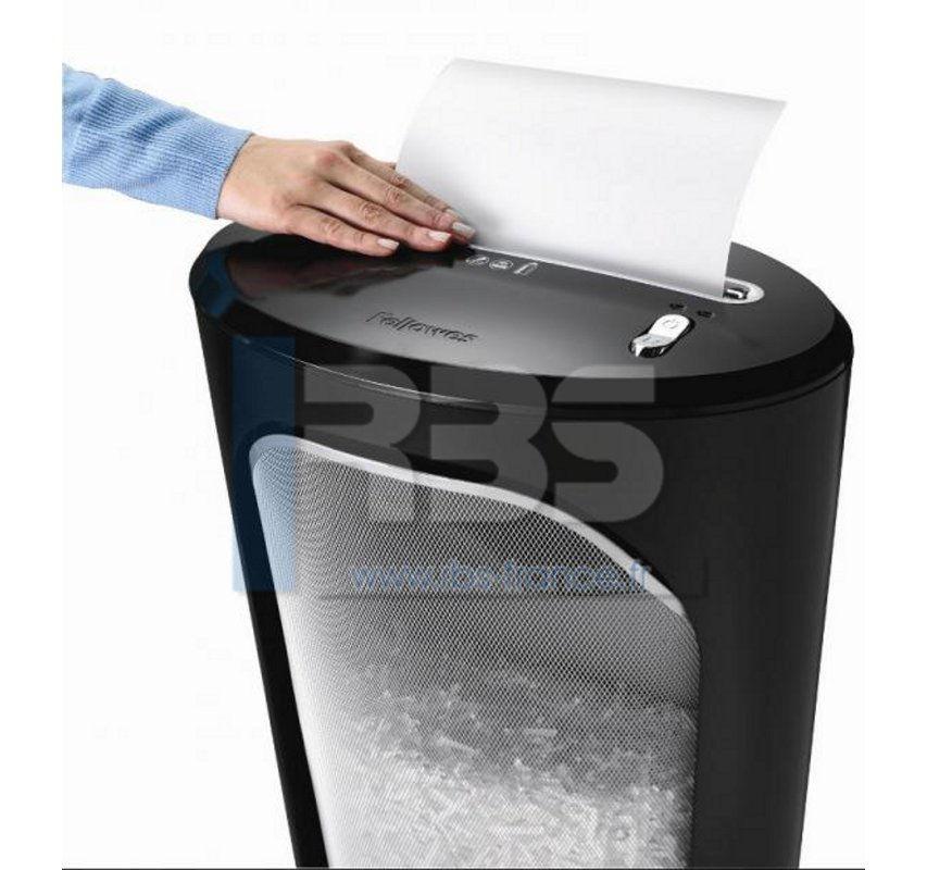 Destructeur de documents pour corbeille ds 1 broyeuse - Broyeuse de papier ...