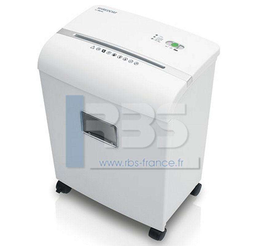 ideal shredcat 8260 cc 4 x 40 mm destructeur de documents pas cher. Black Bedroom Furniture Sets. Home Design Ideas