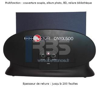 Onyx 500 - vue 2