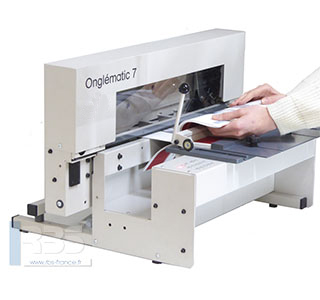 Onglematic O7 decoupe angle droit 90 degres