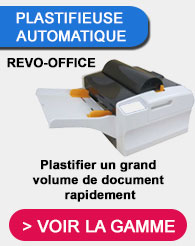 plastifieuse automatique revo office lami corporation